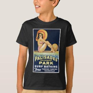 柵公園 Tシャツ