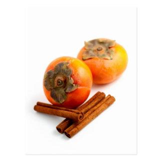 柿のシナモン ポストカード