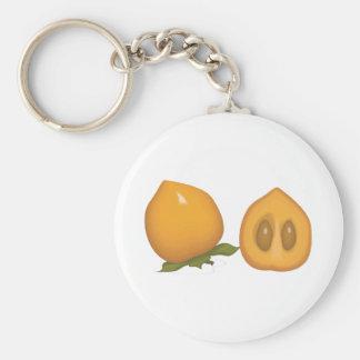 柿 キーホルダー