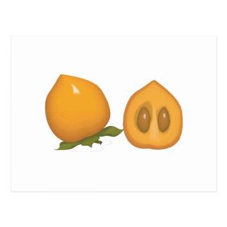 柿 ポストカード