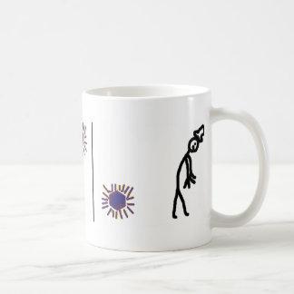 栄光についての物語のマグ コーヒーマグカップ