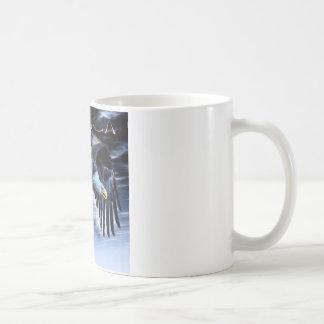 栄光に戻して下さい コーヒーマグカップ