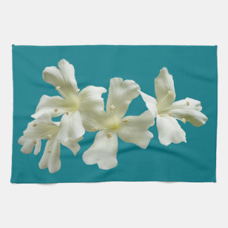 栄光のつる植物の花 キッチンタオル
