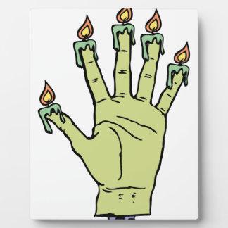 栄光の手 フォトプラーク