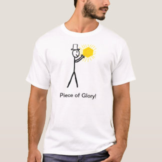 栄光の部分! Tシャツ