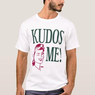 栄光私! Tシャツ