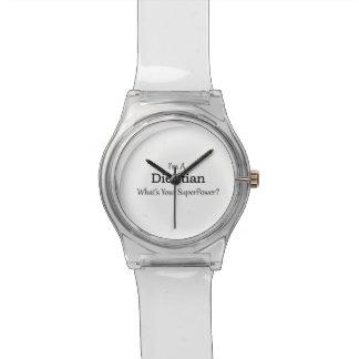 栄養士 腕時計