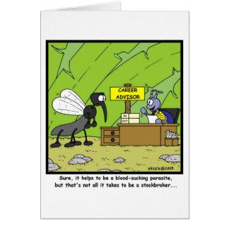 株式仲買人 カード