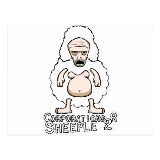 株式会社R Sheeple 2 ポストカード