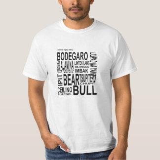 株式市場のワイシャツ Tシャツ