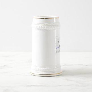 株式市場の飲むマグ ビールジョッキ