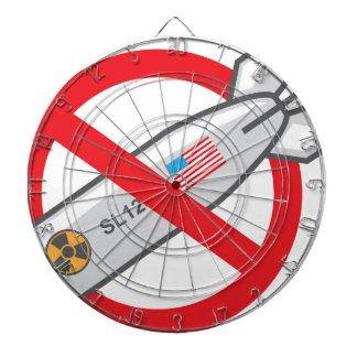核戦争無し ダーツボード
