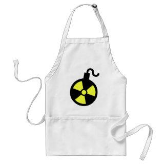 核爆弾 スタンダードエプロン