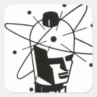 核管の頭部 スクエアシール