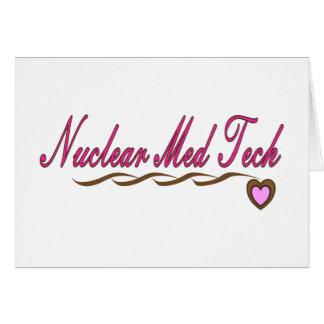 核Medの技術のギフト カード