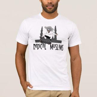 根本的なイスラム教 Tシャツ