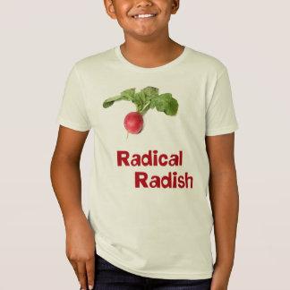 根本的なラディッシュのTシャツ Tシャツ