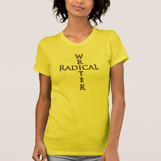 根本的な作家の上 Tシャツ