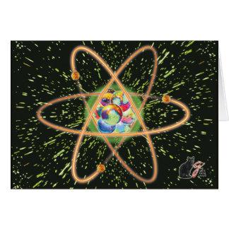 根本的な原子 カード