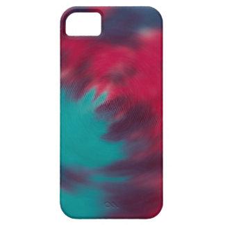 根本的な放射状のもの iPhone SE/5/5s ケース