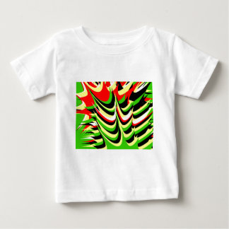 根 ベビーTシャツ