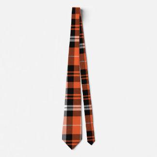 格子縞のタータンチェックはチェック模様のタイをカスタマイズ ネクタイ