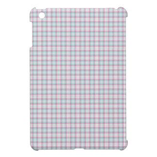 格子縞 iPad MINIカバー