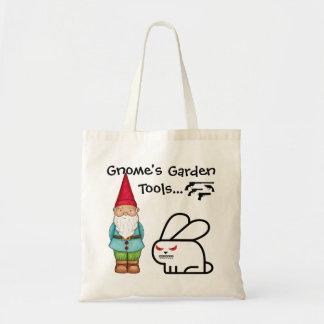 格言の園芸工具 トートバッグ