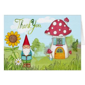 格言の挨拶状ありがとう カード