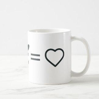 格言愛マグ コーヒーマグカップ