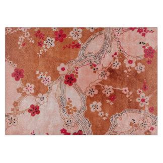 桜のまな板 カッティングボード