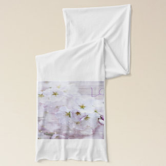 桜のスタイル スカーフ