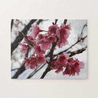 桜のパズル ジグソーパズル