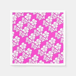 桜のピンクの桜の春 スタンダードカクテルナプキン