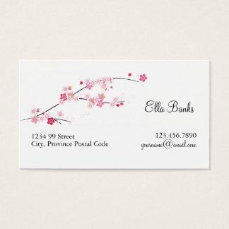 桜の名刺 名刺
