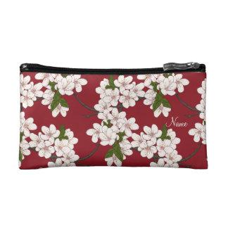 桜の名前入りなクラッチ コスメティックバッグ