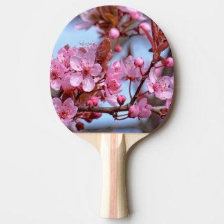 桜の日本語 卓球ラケット