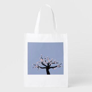 桜の木のエコバッグ エコバッグ