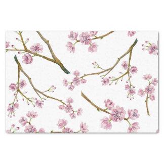 桜の桜のティッシュペーパー 薄葉紙