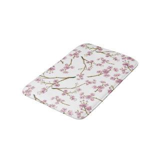 桜の桜のプリント バスマット