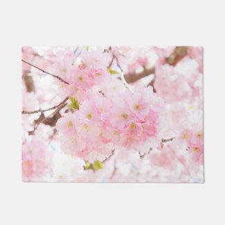 桜の桜 ドアマット