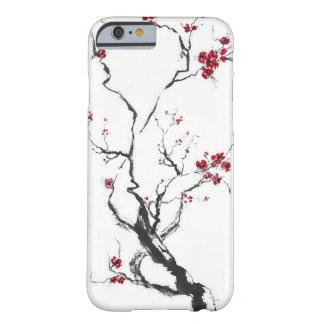 桜の箱 BARELY THERE iPhone 6 ケース