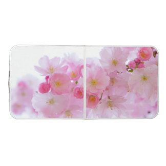 桜の自然 ビアポンテーブル