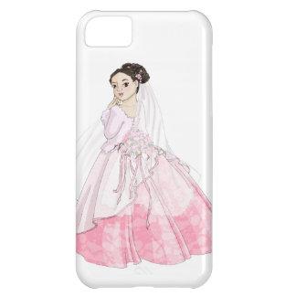 桜の花嫁 iPhone5Cケース