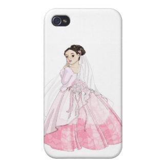 桜の花嫁 iPhone 4/4S COVER