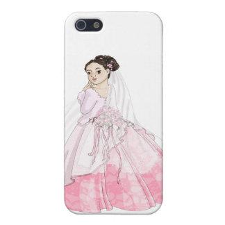 桜の花嫁 iPhone 5 COVER