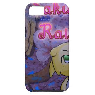 桜の虹: パンジー iPhone SE/5/5s ケース