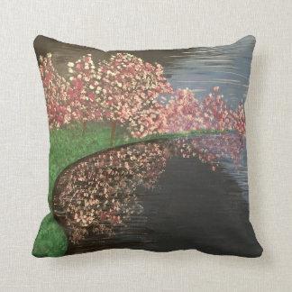 桜の装飾用クッション クッション