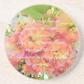 桜の詩 コースター