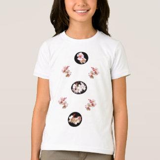 桜の集り Tシャツ